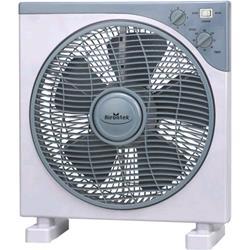 Aspiratori ventilatori ventilatori airontek ventilatore da tavolo quadrato 30 cm idrogrow - Ventilatore da tavolo silenzioso ...