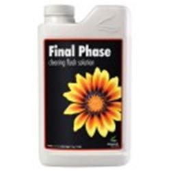 ADVANCED NUTRIENTS FINAL PHASE FERTILIZZANTE DI FINE FIORITURA - PULITURA SALI 1 L