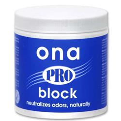 ONA BLOCK PRO ELIMINA ODORI NEUTRO 175GR