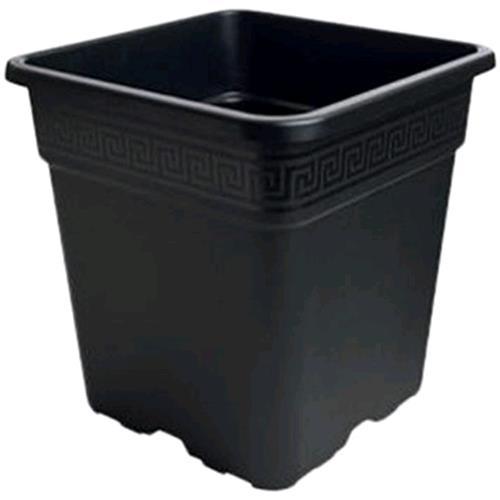 Vasi Plastica Su Misura.Vaso Quadrato In Plastica 30 5x30 5x30 5 18 L