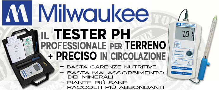 Milwaukee Tester PH