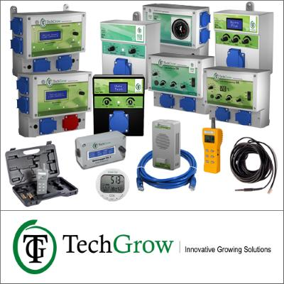 Techgrow controllers